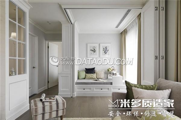 米多装饰 121平风格房子装修3.jpg